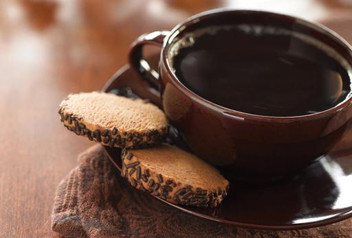 кофе и печеньки