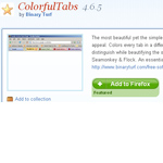 ColorfulTabs